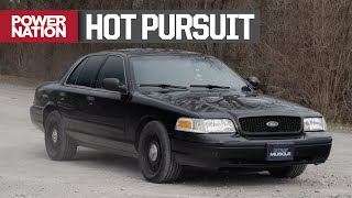 Boosting A Crown Vic Police Interceptor 160 Horsepower - Detroit Muscle S7, E7