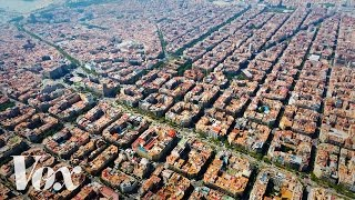 Superblocks: How Barcelona is taking city streets back from cars