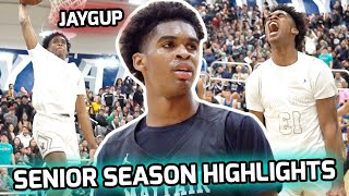 Josh Christopher Ended His HS Career With a BANG Averaging 30 POINTS! Official Senior Mixtape 💥