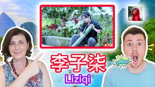 Liziqi Reaction - Brits AMAZED as she makes BAMBOO furniture - 李子柒 老外怎么看?