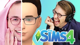 Keith Controls His Friends' Lives In The Sims 4 • Zach • In Control With Kelsey