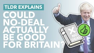 Could a No Deal Brexit Be Good for Britain? Was it all Project Fear? - TLDR News