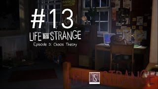 Life Is Strange (PC) Hobble Through - #13 Nighttime Principals