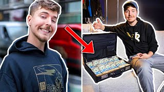 TOP 10 THINGS YOU DIDN'T KNOW ABOUT MR BEAST!