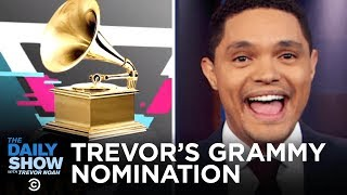 Trevor's Grammy Nomination & The Department of Education's College Scorecard | The Daily Show