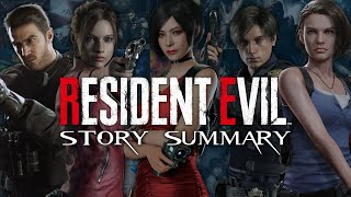 Resident Evil Timeline - The Complete Story (What You Need to Know!)