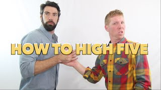 How To High Five