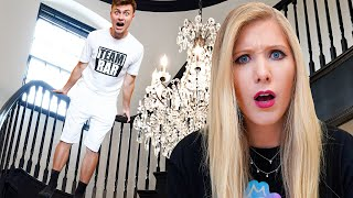 I Challenged Carter Sharer to Hide and Seek! *$20,000,000 Mansion*