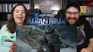 The Mandalorian SEASON 2 - Official Trailer Reaction / Review