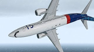 Boeing 737 Crashes in Indonesia Just After Takeoff | Here's What Happened to Sriwijaya Air 182