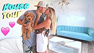 JATIE VLOGS OFFICIAL HOUSE TOUR!