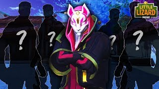 DRIFT'S NEW SQUAD!? * SEASON 5 NEW SKIN*Fortnite Short