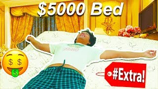 $10 Vs. $5,000 Bed *EXPENSIVE*