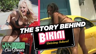 The story behind Bikini Driving School