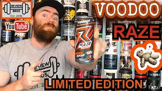 VOODOO RAZE ENERGY DRINK REVIEW | Limited Edition Raze 💥