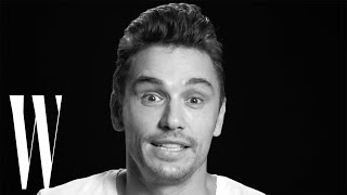 James Franco Used to Pick Up Girls Working at a McDonald's Drive Thru | Screen Tests | W magazine