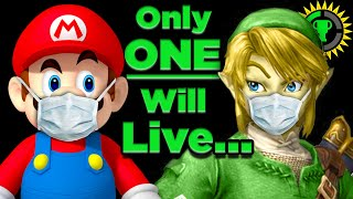 Game Theory: Who Will Survive [CENSORED] Virus?