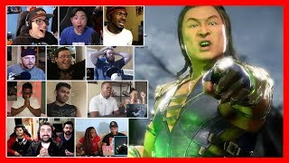 Gamers React To Mortal Kombat 11 Kombat Pack 1– Official Shang Tsung Gameplay Trailer