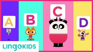 ABC Chant 🎵 Songs for Kids 👫 English for Preschoolers Lingokids
