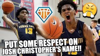 JOSH CHRISTOPHER IS TOP 5 IN THE COUNTRY!! DO NOT @ ME | JayGup's FULL SPRING Highlights