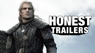 Honest Trailers | The Witcher