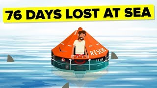 Insane Way A Man Survived 76 Days Lost At Sea & Other Incredible Survival True Stories