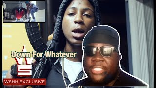 "NBA YoungBoy ""I Ain't Hiding"" (WSHH Exclusive - Official Music Video) REACTION"