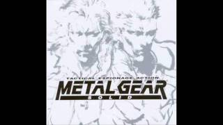 Metal Gear Solid (PS1/PC) Complete Soundtrack