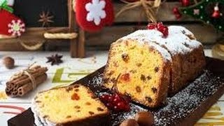 Howtobasic how to make fruit cake  REVERSED
