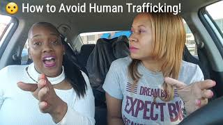 😮 How To Avoid Human Trafficking! TRUE STORY & ADVICE! 😯