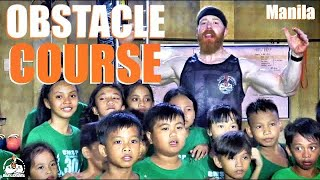 Sheamus Obstacle Course (IN MANILA!)