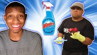 Ghetto Cleaning Service By DashieXP Reaction!