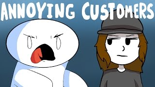 Annoying Customers (Feat. @TheOdd1sOut & @It's Alex Clark )
