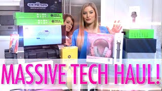 Massive Tech unboxing! End of year gadgets!