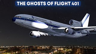 How a Broken $5 Light Bulb Caused this Massive Jet to Crash in Miami | The Ghosts of Flight 401