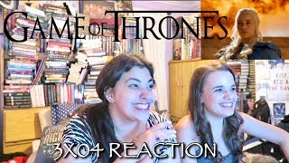 "GAME OF THRONES 3X04 ""AND NOW HIS WATCH IS ENDED"" REACTION"