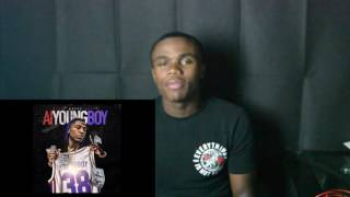 YoungBoy Never Broke Again - Dedicated REACTION