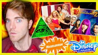 Shane Dawson FAMOUS KIDS CONSPIRACY THEORIES REACTION!!