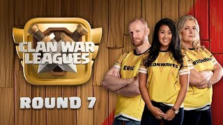 Clan War Leagues - FINAL ROUND - Clash of Clans - Round 7