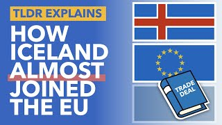Iceland Relationship with the European Union: How Iceland Almost Joined the EU - TLDR News