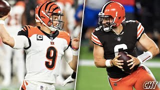 Joe Burrow is ALREADY A BETTER QB than Baker Mayfield... Bengals Browns RECAP!