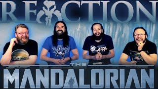 The Mandalorian | Season 2 Official Trailer REACTION!!