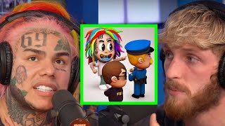 IS 6IX9INE AFRAID FOR HIS LIFE?