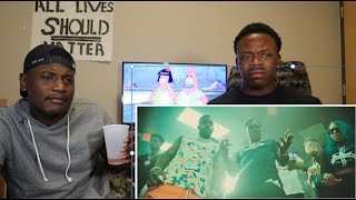 Foogiano - MOLLY (Remix) [feat. @DaBaby ] [Official Music Video] (Reaction)
