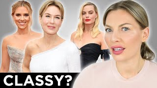 Elegance Expert Reacts To Oscar's 2020 Outfits