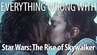 Everything Wrong With Star Wars: The Rise of Skywalker In Force Minutes