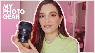 What Camera & Lenses I use in 2020