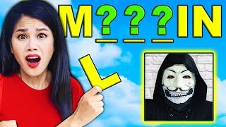 WE TRICKED PZ9 to REVEAL HIS NAME & IDENTITY - Vy & Daniel Undercover in Disguise Spy Gadgets Vlog