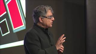 Reinventing the body | Deepak Chopra | TEDxTimesSquare