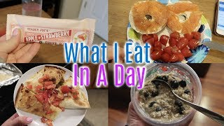 What I Eat In A Day To Lose Weight - SRV #196 | Sarah Rae Vlogas |